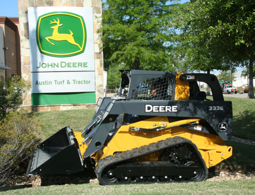 John Deere Yellow