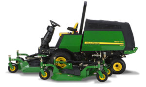 wide area mowers