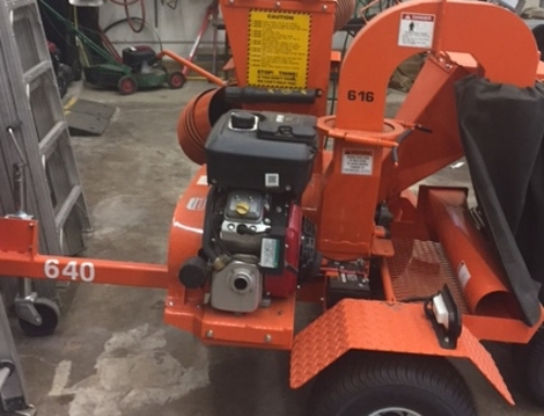 Salsco Chipper For Sale