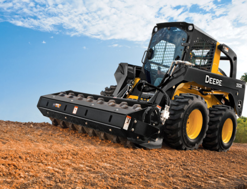 Introducing the New E-Series Skid Steer