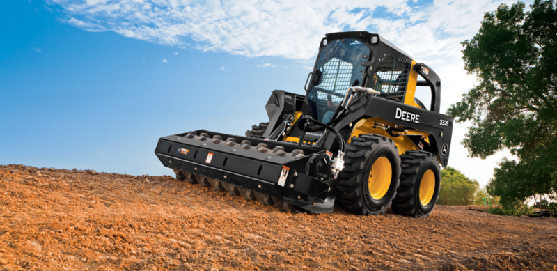 e-series skid steer
